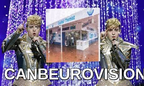 CANBEUROVISION Heat #2