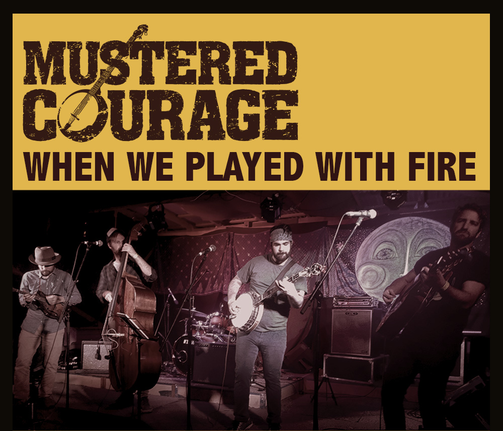Mustered Courage