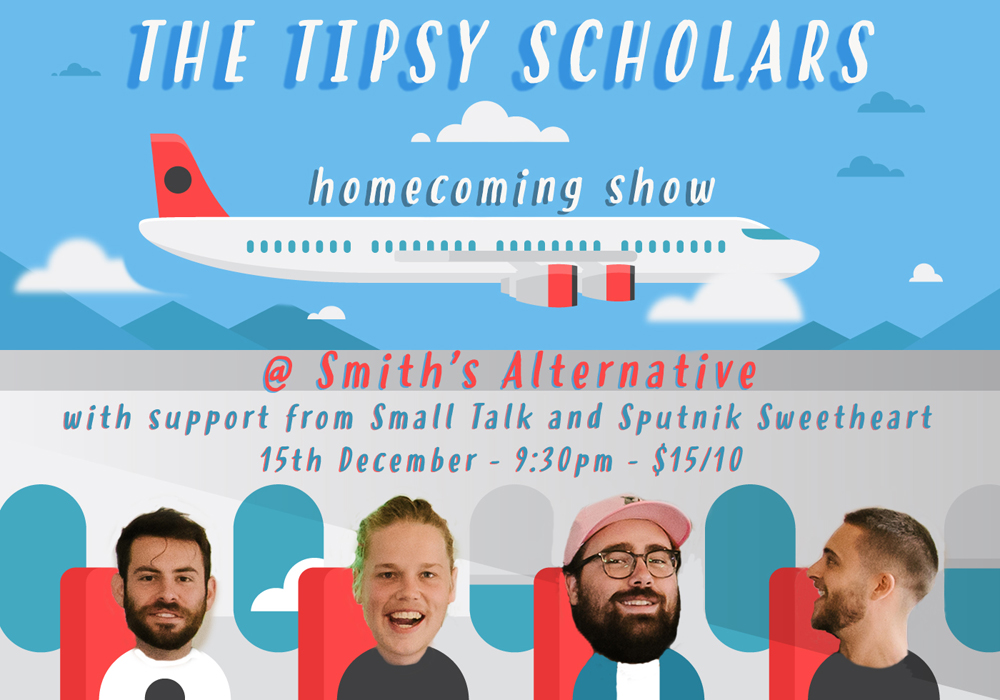 The Tipsy Scholars