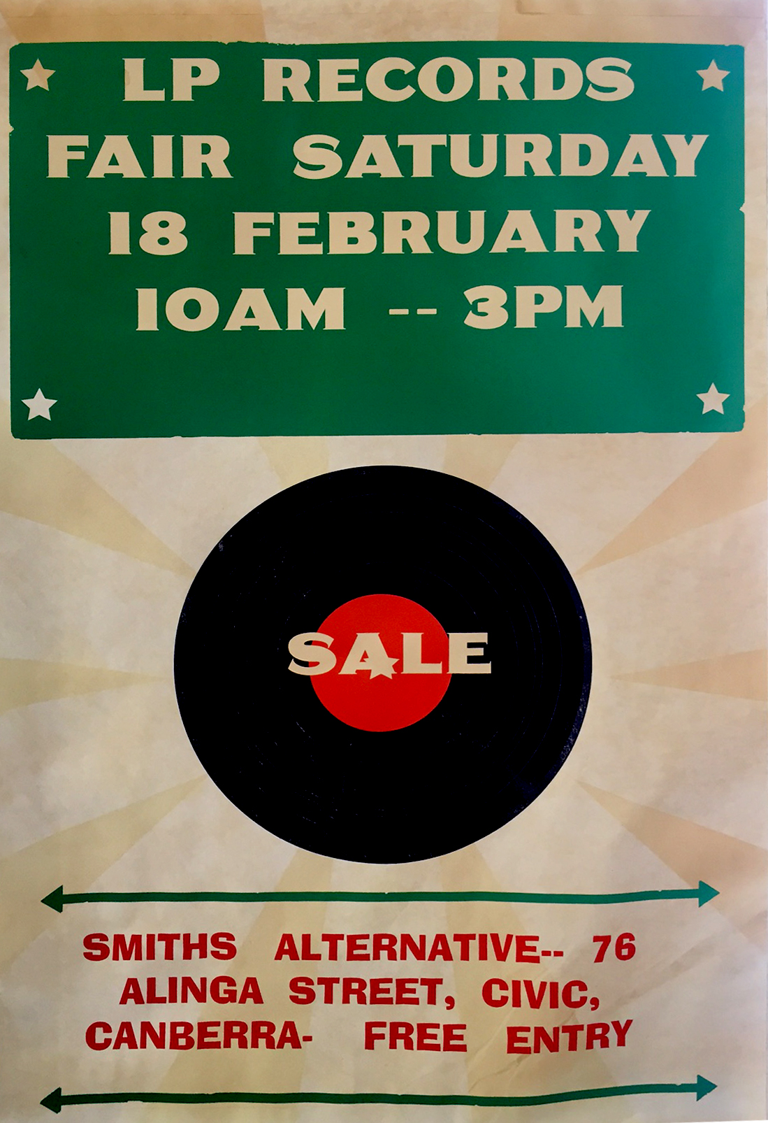LP Records Fair