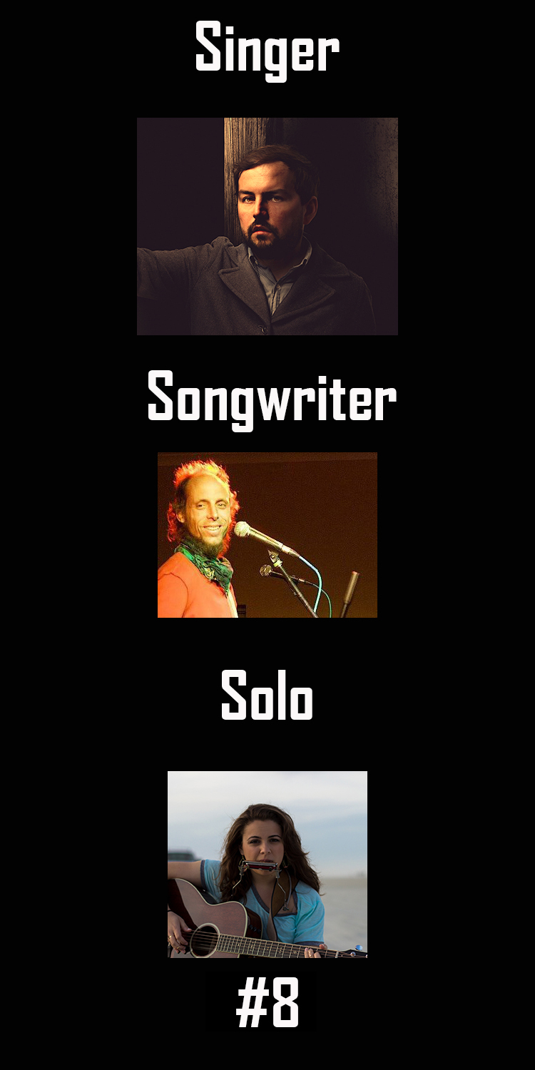 Singer Songwriters Solo #8
