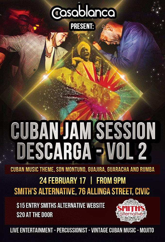 Cuban Jam Session - Descarga