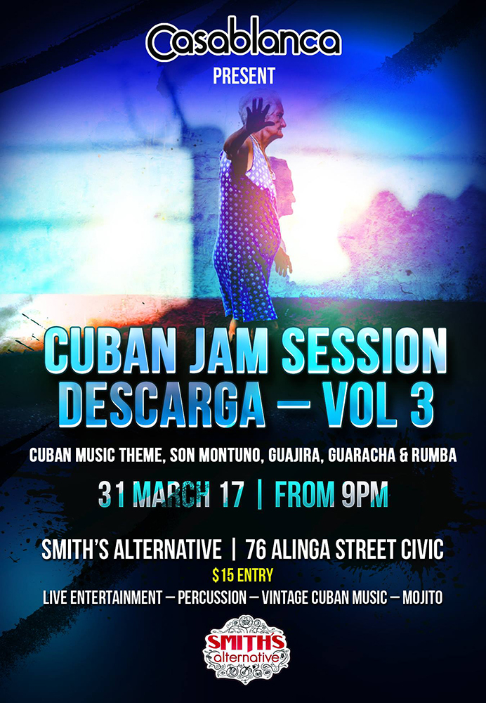 Cuban Jam Session - Descarga Vol. 3