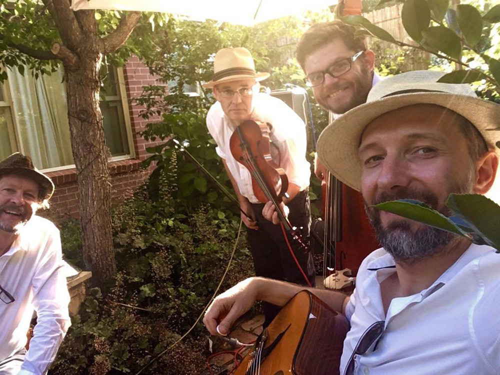 The Gypsy Jazz Project
